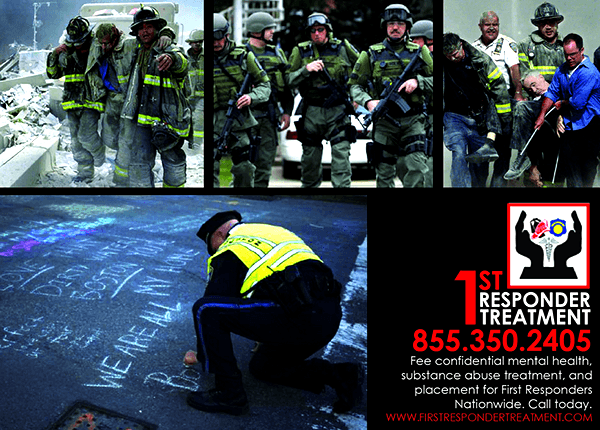 1st Responder PTSD Treatment Listing - (855) 350 - 2405
