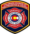 Colorado Fire Logo