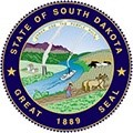 South Dakota Fire Logo