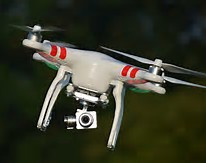 uas in flight