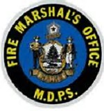 Maine Fire Marshal logo
