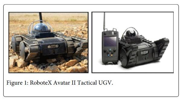 Robotex Tactical Robot