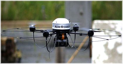 AR 100B - UAV from Air Robot