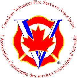 Canadian Volunteer Fire Services Association Logo