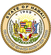 Hawaii state seal, HI