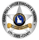 Idaho ID state peace officer standards and training POST seal