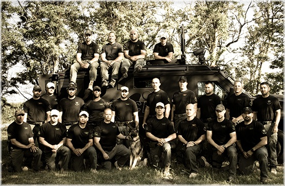 Kennewick SWAT Team