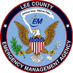 Lee County EMA Emergency Management Logo