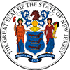 NJ-LEO-August, New Jersey State Seal