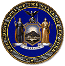 New York NY State Seal