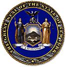 New York NY State Seal