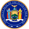 NY-LEO-August, New York State Seal