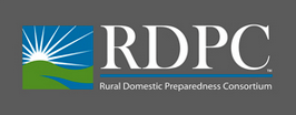 Rural Domestic Preparedness Consortium, free courses logo label badge