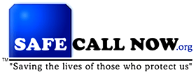 Safe Call Now Logo - 1-206-459-3020