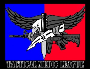 Tactical Medic Logo