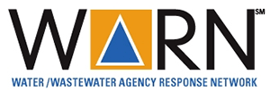 Water/Wastewater Agency Response Network (WARN) Logo