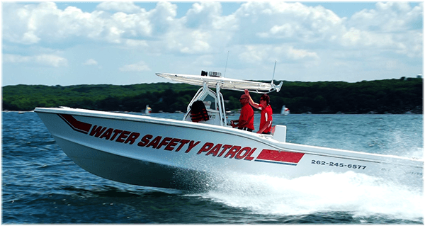 Water Safety Patrol Boat