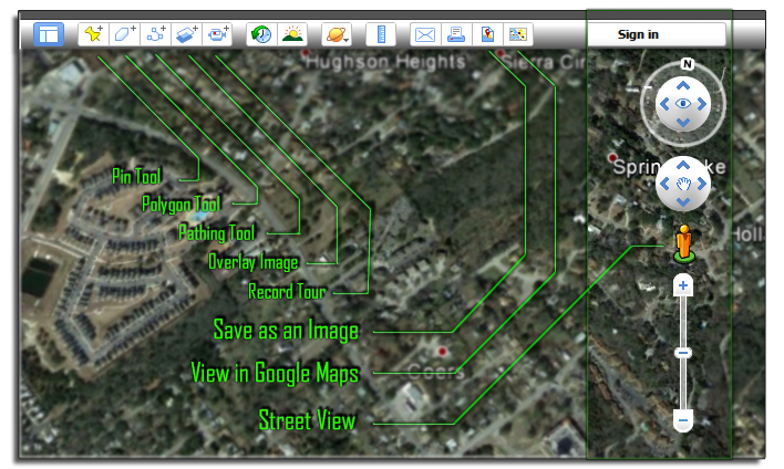 Google Maps for First Responders - Part I - Mapping your